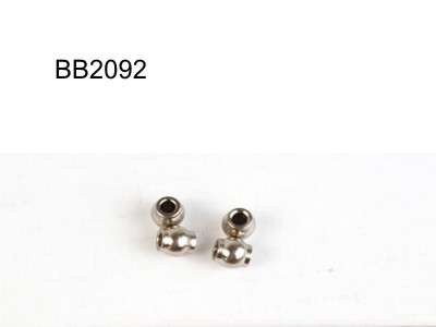 BB2092 6,8mm Ball For Shock Mount